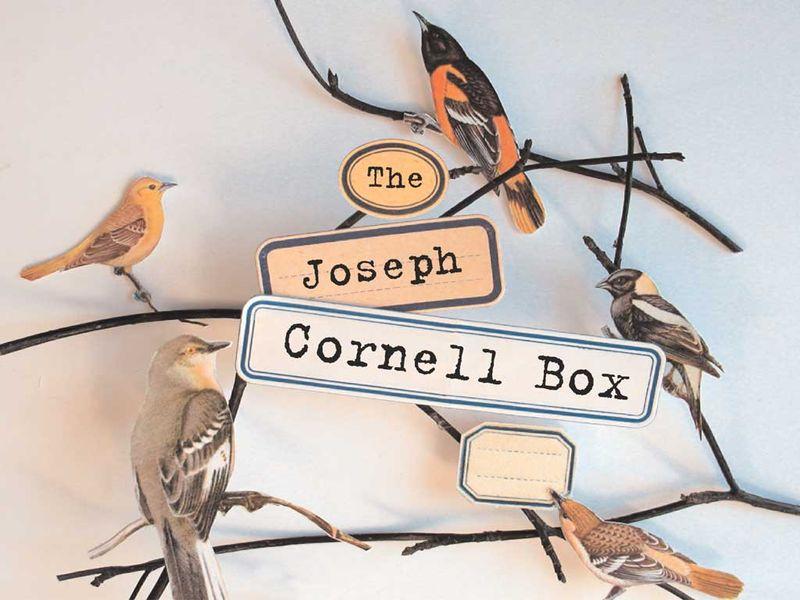 Joseph Cornell website