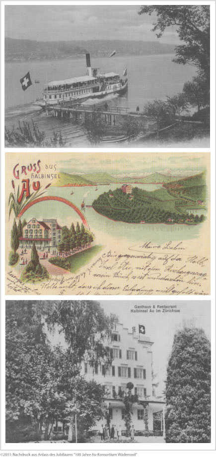 Halb-insel-Au_postcards